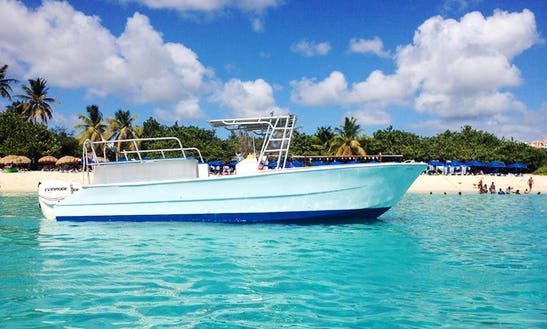 Full Day Boat Excursion Eco Snorkeling And Beach Tours In Simpson Bay, Sint Maarten