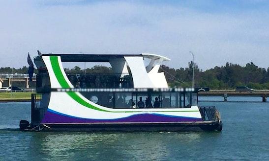Sighseeing Boat Cruise In Yarrawonga