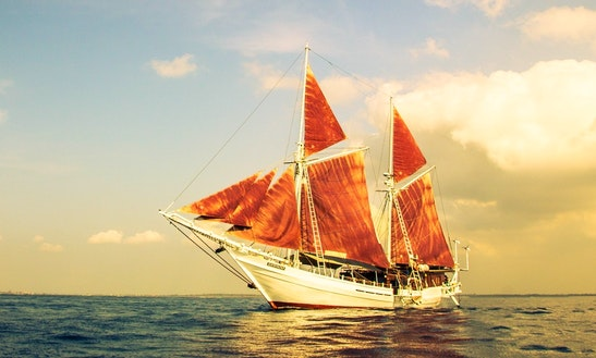 Land & Sea (snorkeling), Expedition Liveaboard From Bali To Raja Ampat With Katharina