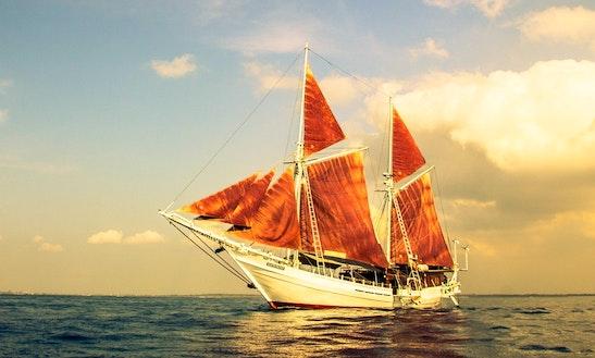 Land & Sea (snorkeling), Expedition Liveaboard From Bali To Raja Ampat With Katharina