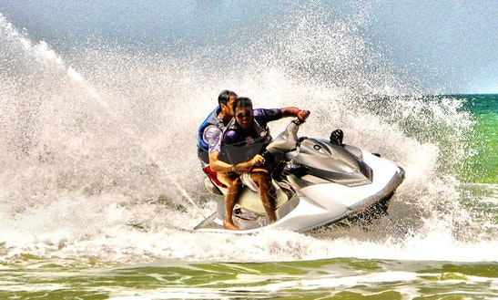Rent Yamaha Vx 1100 Jet Ski In Karachi, Pakistan