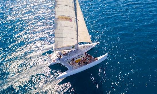 Charter 60' Avatar Trimaran At Airlie Beach, Queensland