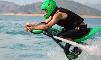 Enjoy Flyboarding with Expert Guides in Beirut, Lebanon