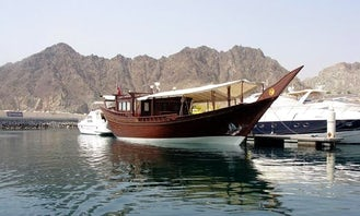 Enjoy Fishing in Muscat, Oman on Passenger Boat
