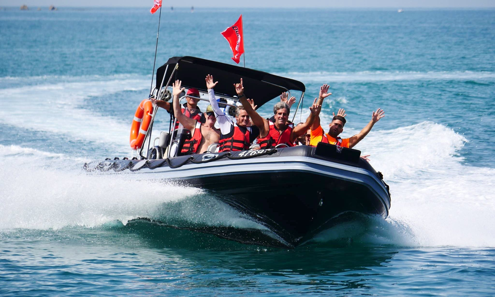 Enjoy Commando Cruise in Herzliya, Israel