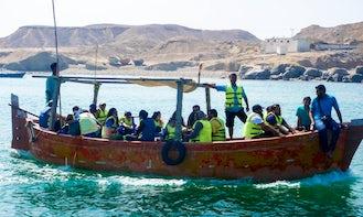 Enjoy Scuba Diving in Karachi, Pakistan