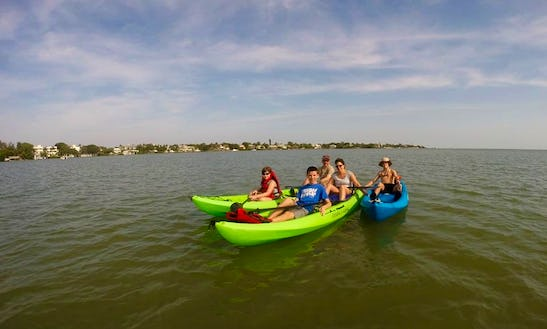Private Kayak Tour In Captiva, Florida