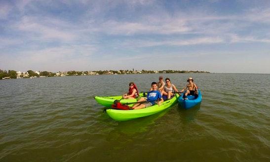 Private Kayak Tour In Captiva, Florida