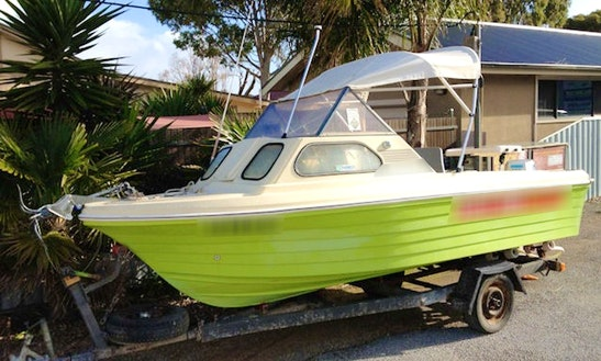 Fishing Boat Hire In Port Vincent