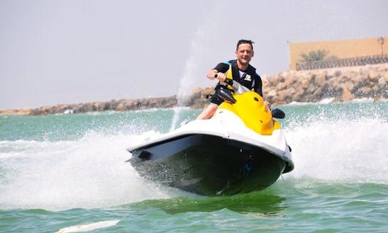 Rent Yamaha Vx 700s Jet Ski In Ras Al-khaimah, United Arab Emirates