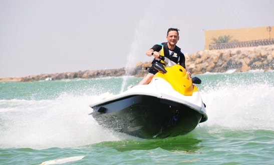 Rent Yamaha Vx 700s Jet Ski In Ras Al-khaimah, United Arab Emirates
