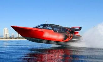 Jet Boat Tour in Main Beach