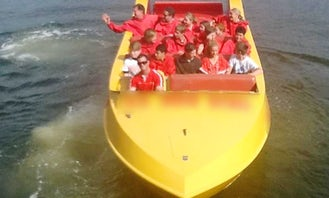 Exhilarating Jet Boat Ride in Surfers Paradise, Australia