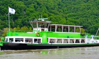 "80' ""St. Nicholas I"" City Tours in Rudesheim am Rhein, Germany"