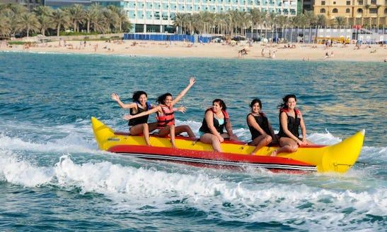 15-minutes Banaba Boat Ride In Ras Al-khaimah, United Arab Emirates