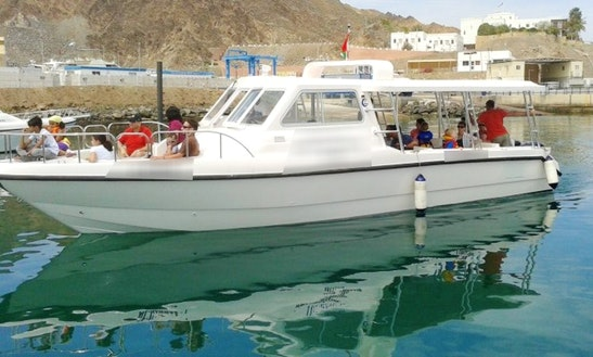 Charter A Cuddy Cabin In Muscat, Oman