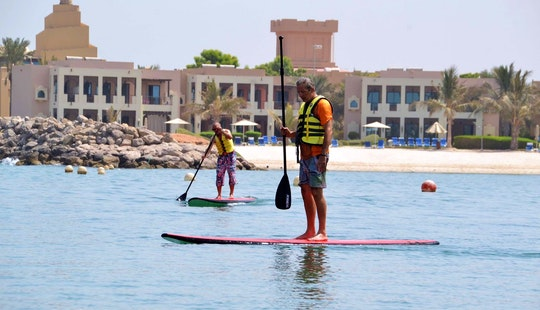 Rent A Stand Up Paddleboard In Ras Al-khaimah, United Arab Emirates
