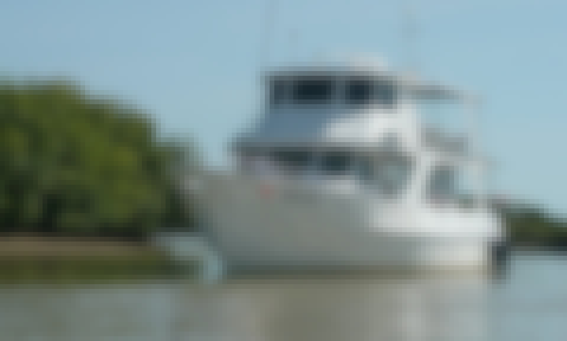 Enjoy Fishing on the IRON LADY with Captain Dan and his crew