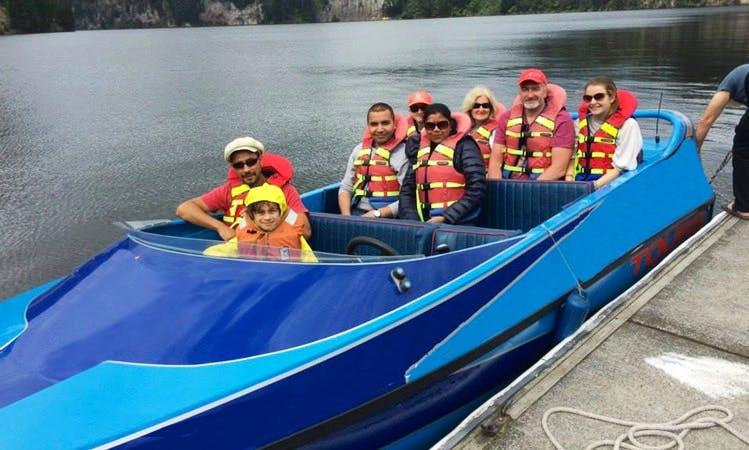 9-Seater Jet Boat Tours in Whakatane