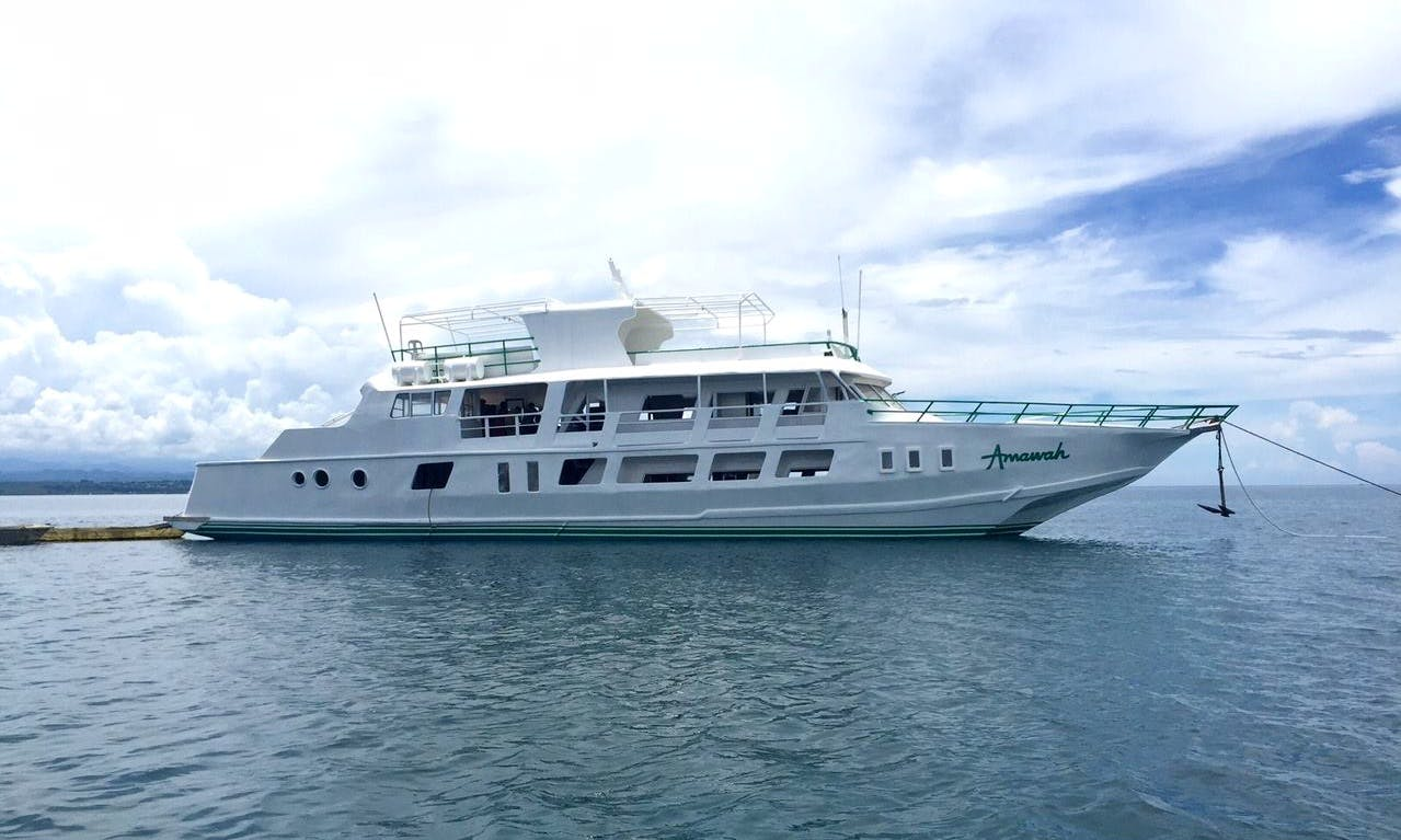 Explore nature, history on a boat cruise in Talisay City, Philippines