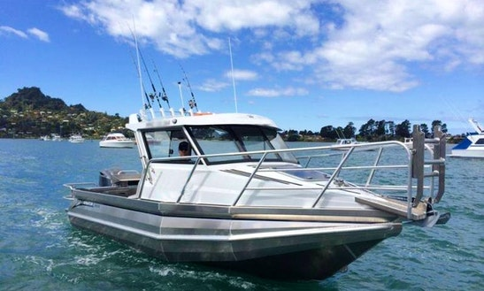 Senator 690 Fishing Boat In Whitianga