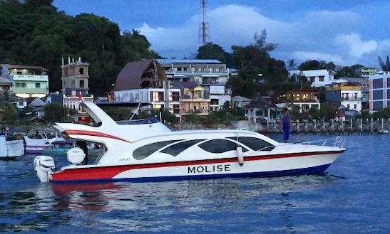 Enjoy Cruising In Komodo, Indonesia
