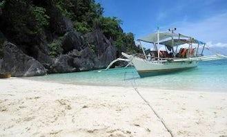 Budget Sightseeing Cruise in Coron Island, Philippines