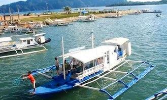Explore Coron, Philippines on an amazing Boat Tour