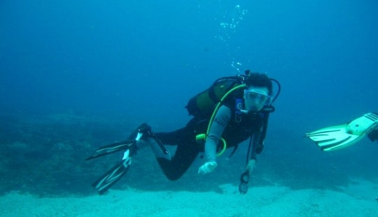 Learn To Dive In Umkomaas, South Africa