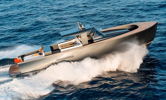 Charter Alen 55 Power Mega Yacht In İstanbul, Turkey