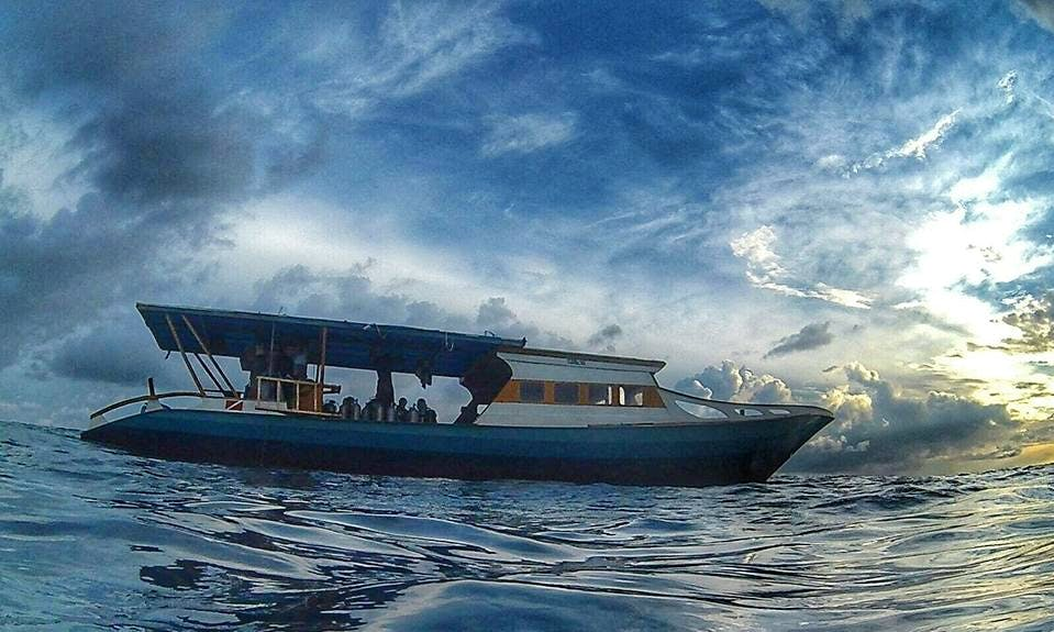 Enjoy Diving Courses in Bunaken, Indonesia