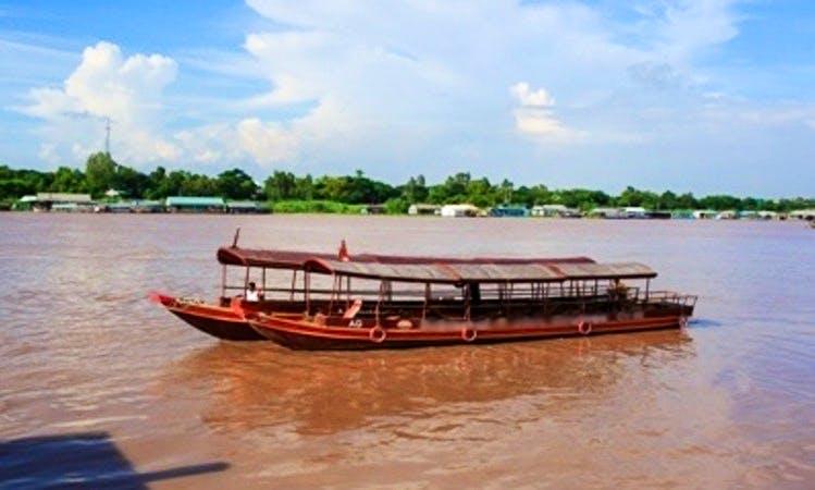 Enjoy Cruising in Chau Doc or Can Tho in Vietnam