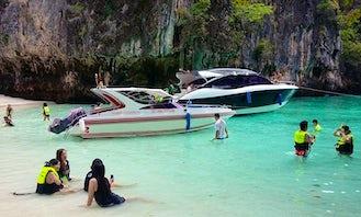 Speed Boat Private Tour in Koh Phi Phi & Railay, Krabi