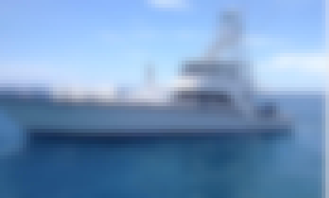Charter this stryker luxury sportfisher Motor Yacht in Honolulu, Hawaii