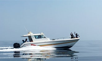 Fishing Trips in Muharraq Governorate, fishing gear, bait and tackle included!