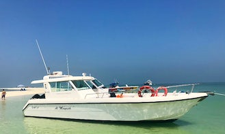 Bahrain Fishing Tours - Catch some dinner and some rays