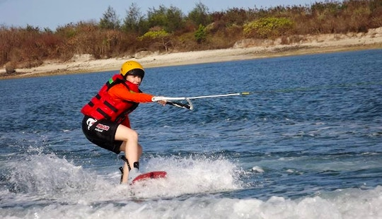 Unforgettable Wakeboarding Experience In Denpasar Selatan, Indonesia