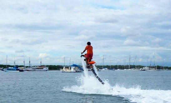 Expereince Jetovator Ride In Denpasar Selatan, Indonesia