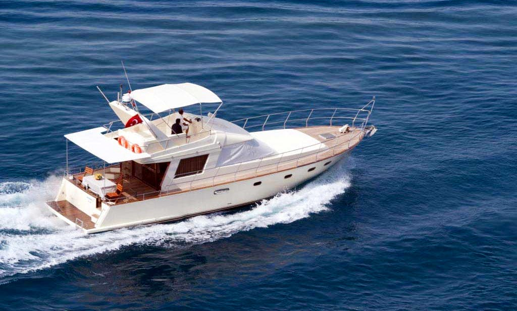 Private Day Yacht Charter in Antalya