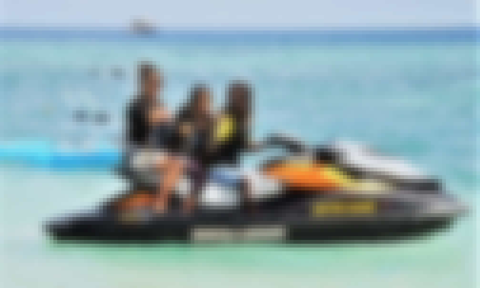 Rent a Jet Ski in Maafushi, Maldives
