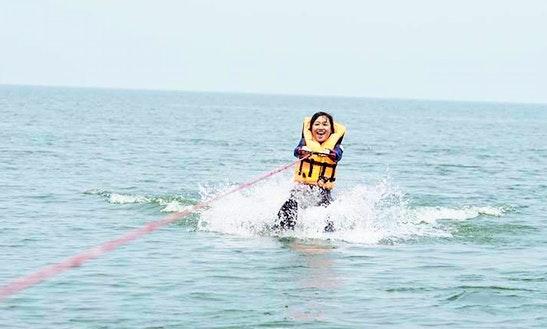 Enjoy Water Skiing In Bangkok, Thailand