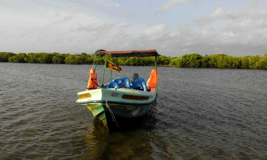 Charter A Bowrider In Negombo, Sri Lanka