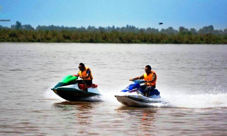 Rent a Jet Ski in Punjab, Pakistan to cruise the water