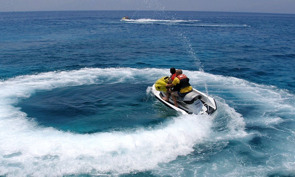 Book an awesome Jet Ski ride  in Punjab, Pakistan