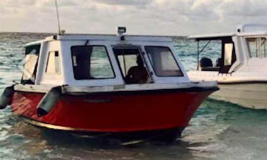 Rent A Cuddy Cabin In Male, Maldives