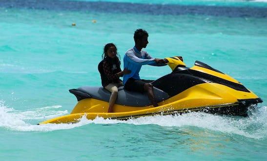 Make Memories On A Jet Ski In Gulhi, Maldives