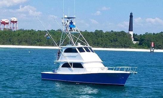 Fishing Charter On 48ft
