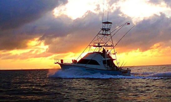 Enjoy Fishing In George Town, Cayman Islands On Sport Fisherman