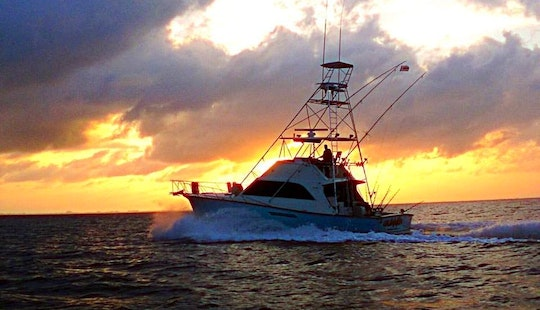 Enjoy Fishing In George Town, Cayman Islands On Sport Fisherman