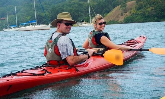 Kayak Charter In Halifax, Canada